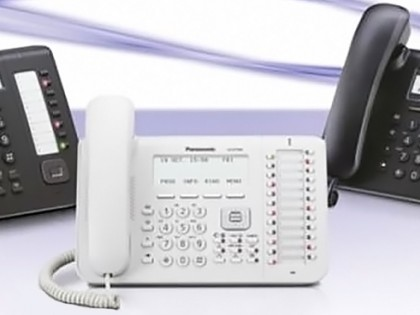 See our range of Panasonic analogue handsets currently on special offer