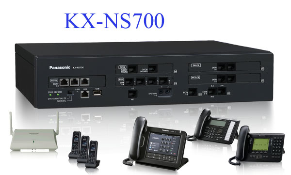 Panasonic Ns Telephone System