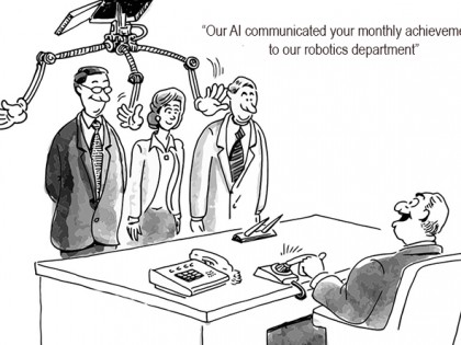 How has modern technology influenced the way businesses communicate?