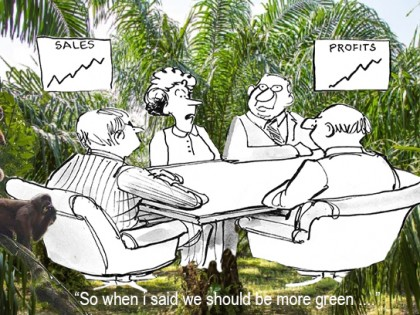 Why bother with sustainability? Is it going to benefit my company?