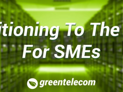 Transitioning To The Cloud For SMEs